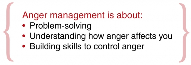 Essay on anger management