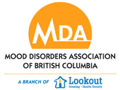 Mood Disorders Association of BC logo