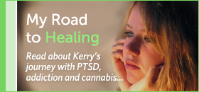 Cannabis and My Road to Healing