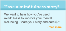 share a mindfulness story